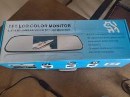 "Título do anúncio: Tft LCD color monitor 4.3"""