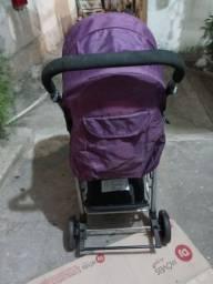 Carrinho de bebê de 3 rodas