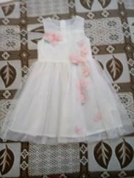 Vendo vestido infantil importado