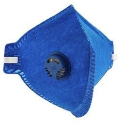 Máscara Respiratória PFF2 Com Válvula Pro Agro Delta Plus CA 38503