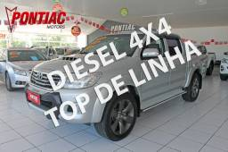 Toyota Hilux SRV 3.0 Diesel 4x4 2012
