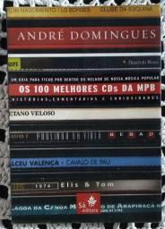 Livro Os 100 Melhores Cd 's da MPB
