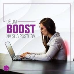 Título do anúncio: Corretor Postural Boost Hidrolight Corrige A Postura Unissex