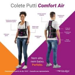 Título do anúncio: Colete Putti Comfort Air Largo Hidrolight Premium Unissex