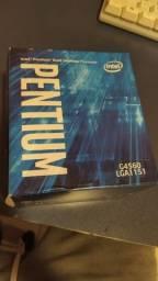 Título do anúncio: Pentium G4560 com Vídeo Integrado (Semi-Novo)