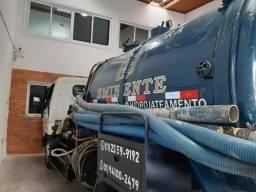 Título do anúncio: Caminhão combinado hidro e vácuo (limpeza de fossa)
