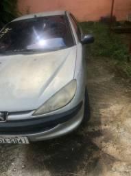 Peugeot 206 pra sair logo