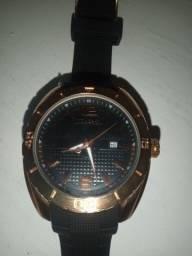 Título do anúncio: Relógio Touch Masculino Vital Dourado -