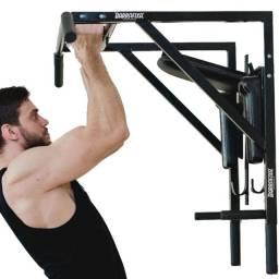 Barra Fixa E Paralela 5 Em 1 Multifuncional Para Musculação