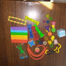 Título do anúncio: Brinquedos fidget toy stress