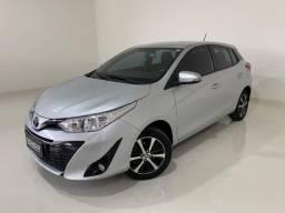 Título do anúncio: Toyota TOYOTA YARIS HB XS 15 AT
