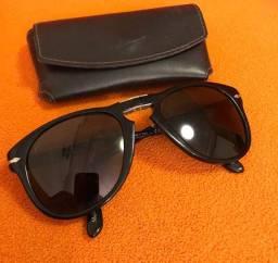 Óculos Persol Aviador estilizado e articulado