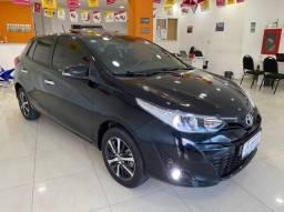 Título do anúncio: Toyota Yaris XLS MultiDRive 1.5 Automático (teto solar) 2019