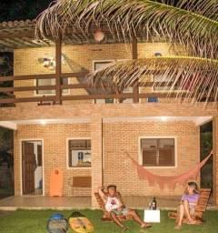 Título do anúncio: Casa de praia a Beira mar em Praia de Campina e GR house em Baia Formosa RN