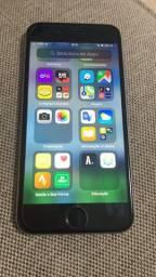 IPhone 6S 128gb muito conservado, bateria 100%, sem marcas ou riscos