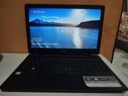 Título do anúncio: Notebook Acer Aspire ES 15