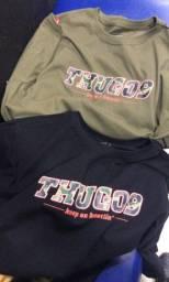 Camisa Thug nine