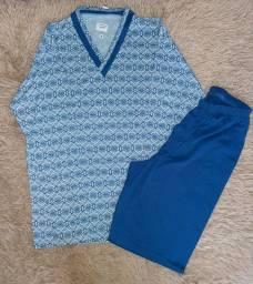 Pijama inverno masculino