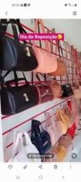 Título do anúncio: Bolsas atacado promoção 15,00 atacado loja física rua Pedro de sintra bairro taquaril bh