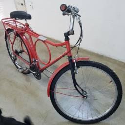 Bicicleta monark antiga relíquia