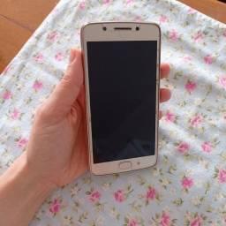 Celular Smartphone Moto G 5 32gb