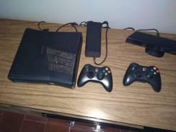 Xbox 360.desbloqueado 650 ou troco por tv