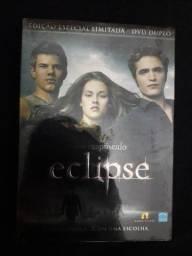 Título do anúncio: DVD Saga Crepúsculo Eclipse lacrado