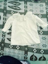Vendo blusa 100% algodão nova