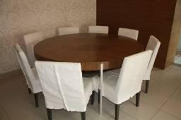 Mesa de Jantar Redonda, 8 lugares, Florense