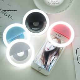 Selfie Ring Light Flash P Celular/ Tablet / Notebook ((Entrega Grátis!!!))