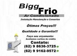 Título do anúncio: Técnico de Ar condicionado-Instalação,Pré-Instalação,consertos e outros serviços