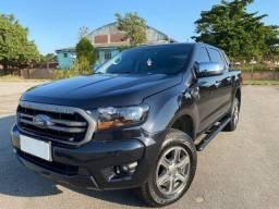 Título do anúncio: Ford Ranger XLS Diesel Automática 2020 Único dono Apenas 10 mil km Garantia Ford
