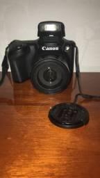 Câmera canon powershot IS 400
