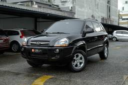 Título do anúncio: Hyundai Tucson GLS 2.0 16V (Flex) (aut)