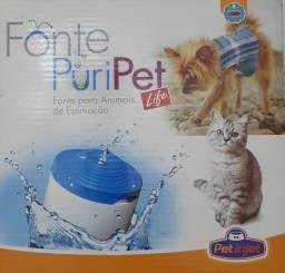 Fonte de água para pet