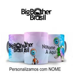 Big Brother Brasil Caneca Personalizada BBB