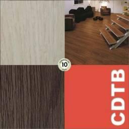 Instalação de pisos laminados de madeira Eucafloor e Durafloor