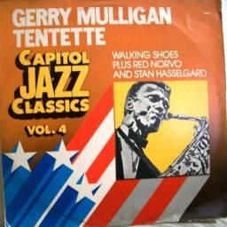 """Disco Vinil """"Capitol Jazz Classics - Vol. 4"""" - 1972 - Usado"""
