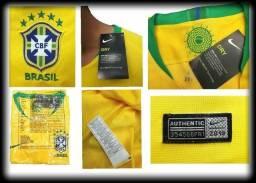 Camisa da seleção brasileira 2018