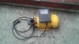 Moto bomba eletrico 1/2 cv monofasico