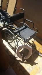 Cadeira de roda, 10 dias de uso