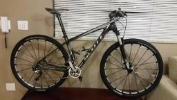 Scott Pro RC Carbon 29 toda XTR (muito nova) (Especialized/Cannondale/Caloi/Niner)