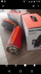 Caixa de som JBL Mini Xtreme K5+ entrego