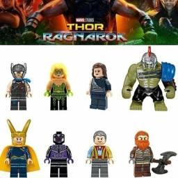 Bonecos Lego Thor Ragnarok