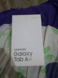 Samsung galaxy tab A6 novo na caixa mais nota fiscal e garantia