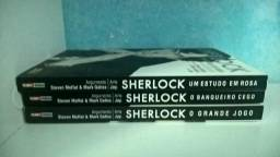 Coleção Sherlock Holmes manga