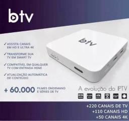Btv b9 4k lançamento