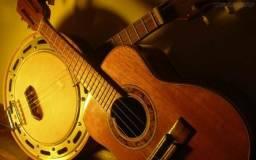 Conserto de banjos e cavaquinhos na Musical Brother