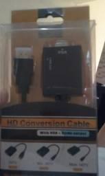 Adaptador vga HDMI.