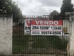 LOte Novo Mundo 520 m²- ZR4 ?EspetAcular !!!